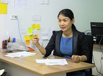 """รองผู้อำนวยการฝ่ายกิจการพิเศษ """"สวนสุนันทา"""" ศูนย์ฯสมุทรสงคราม จัดประชุมการบริหารจัดระบบและระเบียบหอพักนักศึกษา ครั้งที่ 2/2561"""
