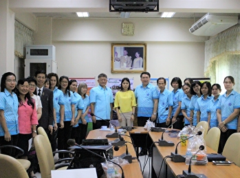 The Suan Sunandha Education Center Director with Samut Songkhram Education Officer Strengthen the Education in Accordance with the Educational Concept of the Reign of King Rama 10