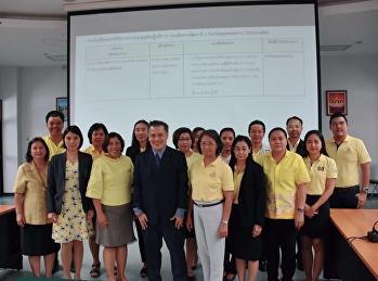 Director of the Samut Songkhram Center