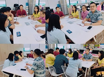 Head of the Office Organized a Meeting to Find Ways to Increase the Efficiency of the Development, Problem Solving, and Suggestions for Prevention and Solution for Service Work within the Center