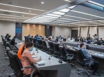 การประชุมการดำเนินงานทบทวนแผนยุทธศาสตร์ ระยะ 5 ปี (พ.ศ. 2560-2564) และจัดทำแผนปฏิบัติการประจำปีงบประมาณ พ.ศ. 2564 และการประชุมคณะกรรมการพัฒนาคุณภาพ มหาวิทยาลัยราชภัฏสวนสุนันทา ประจำปีการศึกษา 2562 ครั้งที่ 3/2562