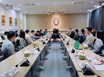 โครงการศึกษาดูงาน คณะกรรมการอำนวยการวิทยาลัยนวัตกรรมและการจัดการและผู้บริหาร  ศูนย์ การศึกษาจังหวัดสมุทรสงคราม มหาวิทยาลัยราชภัฏสวนสุนันทา จังหวัดสมุทรสงคราม