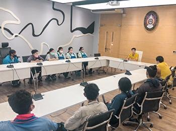 """หัวหน้าสำนักงานฯ """"สวนสุนันทา"""" ศูนย์ฯสมุทรสงคราม จัดประชุมจัดประชุมการจัดระเบียบการพัฒนาและปรับปรุงงานด้านอาคารและสถานที่ภายในศูนย์การศึกษาฯ"""