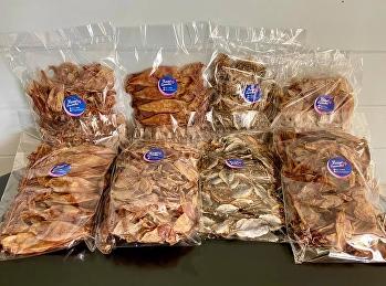 Today's delivery amount # Big crawfish #Sikun Baked Sesame #Eyes #Squid #Quid #Fish