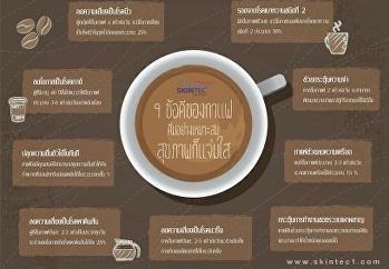 คุณสมบัติของกาแฟ