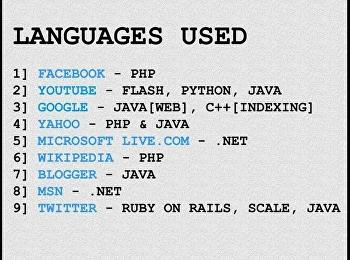 ภาษาคอมพิวเตอร์ Programming Languages