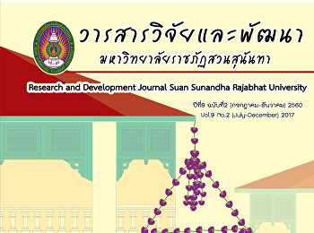 Development of Teaching Professional Competency Assessment Module for Pre-service Teachers of Rajabhat University