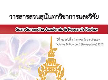 Attitudes of Chiang Mai Rajabhat University Students toward Images of Lanna Studies Institute
